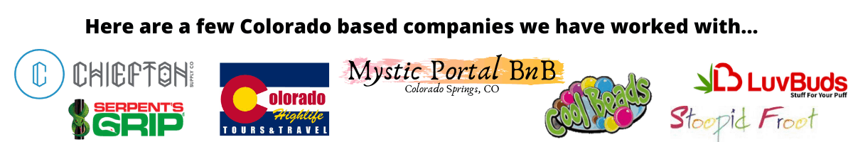 past clients of colorado springs seo image